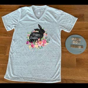 Easter shirt. NEW. Bella Canvas